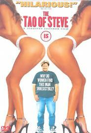 The Tao Of Steve [2001] - Teodoro Maniaci (DVD) (New & Sealed)