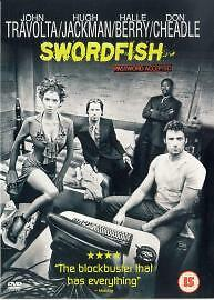 Swordfish DVD 2002 - <span itemprop=availableAtOrFrom>Littlehempston, England, United Kingdom</span> - Follow the Distance selling Act Most purchases from business sellers are protected by the Consumer Contract Regulations 2013 which give you the right to cancel the purchas - Littlehempston, England, United Kingdom