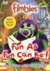 Fimbles - Fun As Fun Can Be (DVD, 2004)