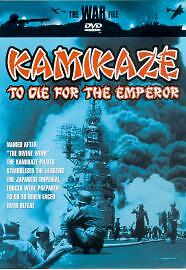 Kamikaze - To Die For The Emperor (DVD, 2004)