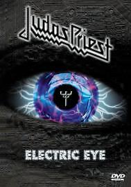 Judas-Priest-Electric-Eye-DVD-2003-live-Texas-concert-cert-E-FREE-UK-Shipping