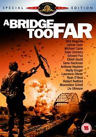 A Bridge Too Far R2 DVD SPECIAL EDITION RICHARD ATTENBOROUGH ACTION CLASSIC - <span itemprop=availableAtOrFrom>London, United Kingdom</span> - A Bridge Too Far R2 DVD SPECIAL EDITION RICHARD ATTENBOROUGH ACTION CLASSIC - London, United Kingdom