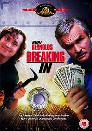 Breaking In DVD - <span itemprop='availableAtOrFrom'>Stafford, United Kingdom</span> - Breaking In DVD - Stafford, United Kingdom