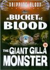 A Bucket Of Blood / The Giant Gilla Monster (DVD, 2006)