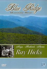 Blue Ridge Mountain Music (DVD, 2005) New & Sealed