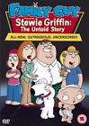 Family Guy Presents Stewie Griffin: The Untold Story (DVD, 2005)