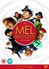 Mel Brooks Collection - The Twelve Chairs / History Of The World Part 1 / Life Stinks / Silent Movie / To Be Or Not To Be / High Anxiety / Young Frankenstein (DVD, 2006, Box Set)