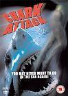 Shark Attack (DVD, 2006)
