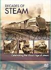 Decades Of Steam (DVD, 2007, 5-Disc Set, Box Set)