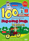 100 Favourite Sing-A-Long Songs And Rhymes (DVD, 2008)