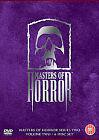 Masters Of Horror - Series 2 Vol.2 (DVD, 2008, 6-Disc Set)