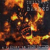 Various-Artists-Children-Of-The-Damned-A-Tribute-To-Iron-Maiden-CD-1999