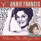 Connie Francis - 24 Greatest Hits (1994)