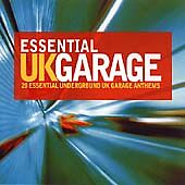 Various - Essential UK Garage (20 trk 2CD / Umixed DJ Use)