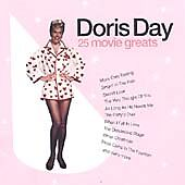 DORIS DAY - 25 MOVIE GREATS - CD NEW (FREE UK POST)