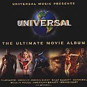 Universal Film Score/Soundtrack Compilation Music CDs
