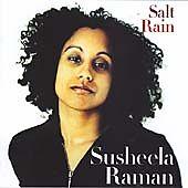 Susheela-Raman-Salt-Rain-CD-2005-NEAR-MINT