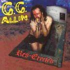 G.G. Allin - Res-Erected (Live Recording, 1999)