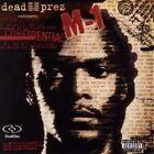 M-1 - Dead Prez Presents... Confidential (Parental Advisory, 2011)