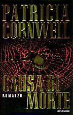 Libri e riviste di letteratura e narrativa copertina rigida Patricia Cornwell