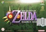 Jeux vidéo The Legend of Zelda The Legend of Zelda pour Nintendo 64