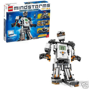 LEGO-Mindstorms-NXT-2-0-Robot-8547-New-In-Sealed-Pkg