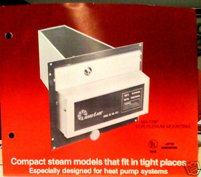 HUMIDAIRE STEAM Whole House Humidifier Enjoy Aprilaire Honeywell *Made in USA* | eBay