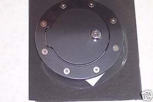 99-04-Ford-Mustang-V6-GT-BLACK-Billet-Fuel-Gas-Door-Lk