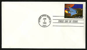 United-States-1995-Scott-2543-FDC