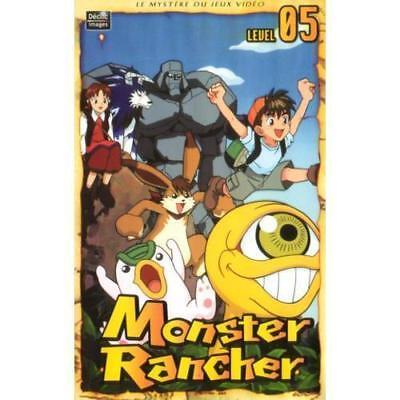 Cassette Vidéo Vhs Monster Rancher Épisodes 13 À 15 /bb9