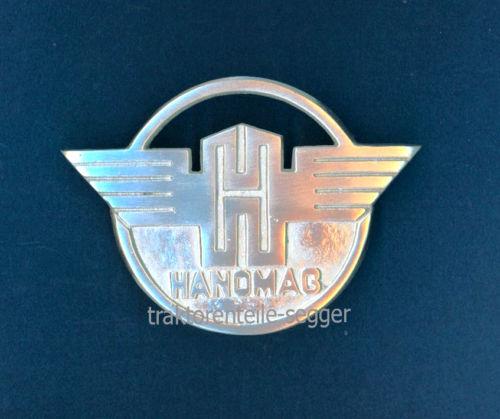 HANOMAG Hauben - Emblem R12 R16 R19 R22 R27 R28 R35 R45 k Foto 1
