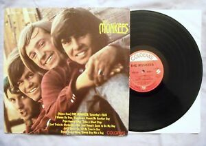 MONKEES-OMONIMO-1-Stampa-originale-ANNO-1966