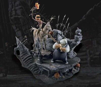 WDCC NIGHTMARE BEFORE CHRISTMAS PUMPKIN KING  LE 500 NEW (LOCAL PICK UP ONLY)
