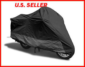 Motorcycle Cover Savage 650 Ls 650p All Black B0168n2