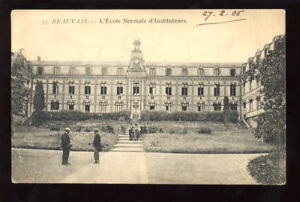 France-BEAUVAIS-Ecole-Normale-PPC-1905