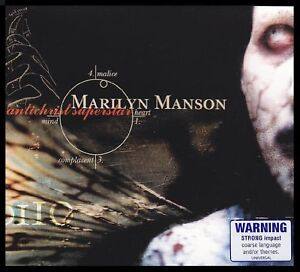 MARILYN-MANSON-ANTICHRIST-SUPERSTAR-CD-90s-GOTH-INDUSTRIAL-ROCK-NEW