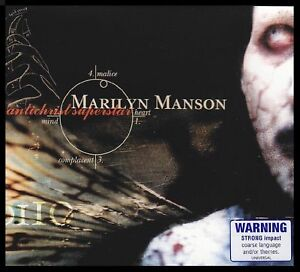 MARILYN-MANSON-ANTICHRIST-SUPERSTAR-CD-90-039-s-GOTH-INDUSTRIAL-ROCK-NEW