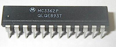 Mc3362p Low-power Dual Conversion Fm Receiver