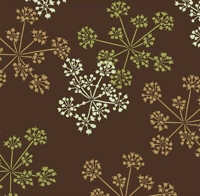 Parsley Blooms Wall Pattern Stencil Kit - Fun Wall Stencils For Diy Wall Decor