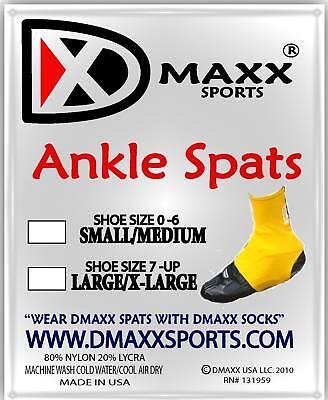 Dmaxx-SPORTS-FOOTBALL-CLEAT-COVERS-DMAXX-SPATS