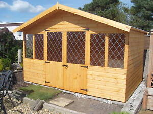 summer house 12 x 8  *FREE FITTING*
