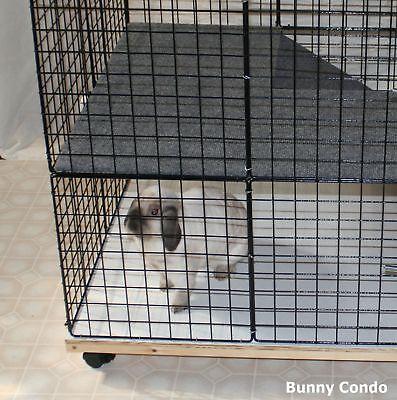 NEW-Indoor-LARGE-Bunny-Condo-rabbit-cage-pen-hutch