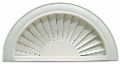 Faux Window Blind Perfect Arch 42 Or 45