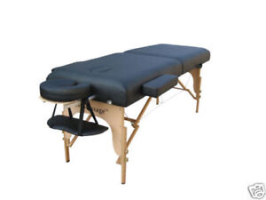 Black-PU-Portable-Massage-Table-w-Free-Carry-Case-U1