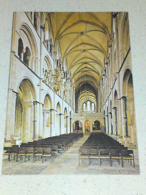 Chichester Cathedral #25 postcard