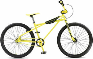 Se Bikes 26 Dc Quadangle Looptail Yellow Bmx Cruiser Ebay
