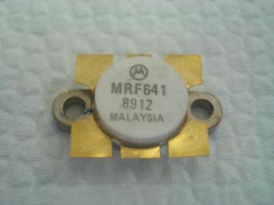 Mrf644 Rf Transistor - Nos