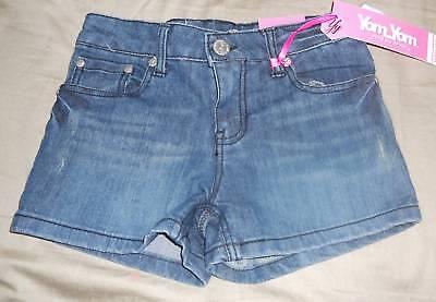 Yom Yom Girls Jean Shorts Size- 10