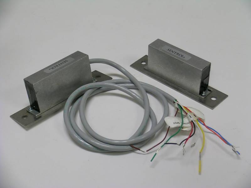 Sentrol 2757d L High Security Door Magnetic Contact Ebay