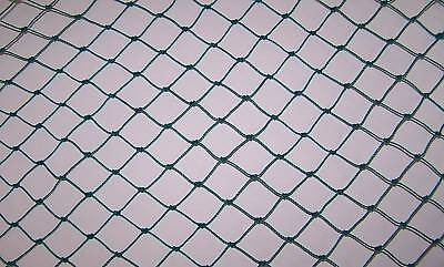 """Golf Nets, Cages & Mats 9' X 16' Duck Decoy Netting Poultry Avairy Netting Game Netting 3/4"""" #6 Poly Careful Calculation And Strict Budgeting"""